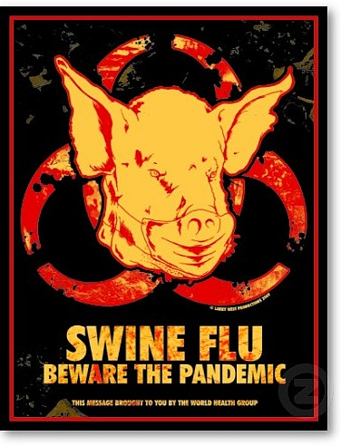 pandemia tamiflu porcina