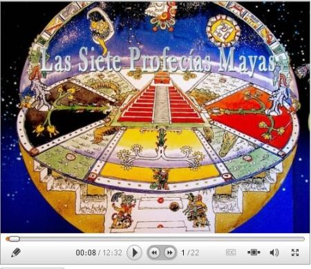 las siete profecias mayas